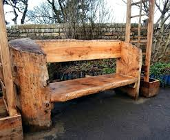 outdoor log benches rustic log benches for wood outdoor with outdoor log benches for outdoor log benches