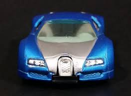 Approximately c $18.22 (including shipping) 2010 Hot Wheels Hot Auction Bugatti Veyron Satin Blue Die Cast Toy Dre Treasure Valley Antiques Collectibles