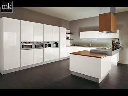Fantastic White Modern Kitchen Cabinets Mikegusscom - White modern kitchen