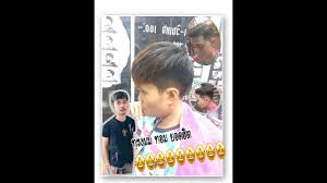 แบบทรงผมชาย ทรงผมทอม ยอดฮต 2019 ราน ทรงไทย บารเบอร