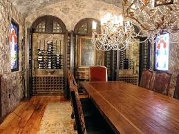 wine room decor wine cellar decor wine cellar traditional with arched window crystal chandelier wine tasting wine room
