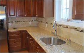 Travertine Kitchen Backsplash Travertine Kitchen Tiles Aromabydesignus