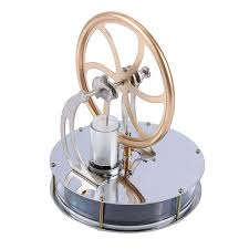 low temperature mini air stirling engine model diy science experiment toys us 31 85 ping newfrog com
