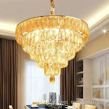 dining room crystal chandeliers crystal chandeliers lights fixture modern chandelier round home indoor lighting dining room restaurant crystal hanging lamps