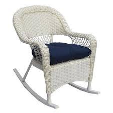 backyard creations newport rocking patio chair