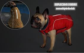 High Quality Dog Clothes Quilted Dog Coat Water Repellent Winter ... & High Quality Dog Clothes Quilted Dog Coat Water Repellent Winter Dog Pet  Jacket Vest Retro Cozy Warm Pet Outfit Clothes Big Dogs-in Dog Coats &  Jackets from ... Adamdwight.com