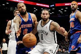 Jeremy lin has reportedly agreed to a three year, $36 million deal with the brooklyn nets. Brooklyn Nets Deron Williams Thrives On Big Stage Hit With Mvp Chant During Victory Over Ny Knicks New York Daily News