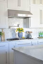 ... Large Size Of Kitchen:white Kitchen Blue Backsplash With White Farmhouse  Kitchen Backsplash Plus Houzz ...