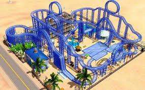 Kids Modern Amusement Park Ride Backyard Roller Coaster Children Backyard Roller Coasters For Sale