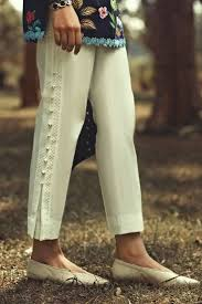Pakistani Designer Pants Pin By Farah Aziz On Pants In 2020 Fashion Pants