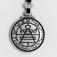 secret seal of solomon talisman