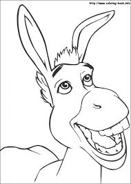 Small Picture Shrek Coloring Pages On Coloring Book In Shrek Coloring asobooinfo
