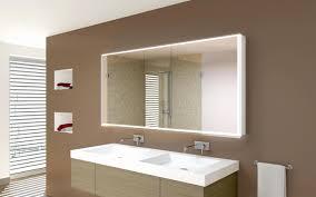 Spiegelschrank Badezimmer Holz Bad Spiegelschrank Mit Licht Luxus