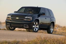 2008 Chevrolet TrailBlazer SS Review - Top Speed
