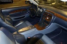 2003 Aston Martin Db7 Chassis Scfab42343k404412 Engine 433521