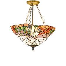 nautical style tropical fish bowl shade tiffany pendant light for living room 17 72