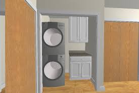 How to best use space in laundry room? (pictures included)