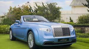 Rolls-Royce planning V16 roadster for 2017, SUV also in the works ...