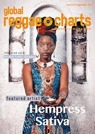 Reggae 2017 Charts Global Reggae Charts Issue 5 September 2017 Mzansireggae
