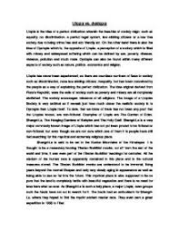 utopia vs dystopia a level english marked by teachers com page 1 zoom in