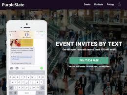 Purpleslates Invite Platform New Focus Toward Businesses
