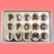 Please Forgive Me Messge Idea Apology Gift Apologize Wife Say