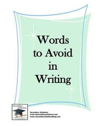 classroom decorations essay writing poster set texts and display this list of words to avoid gives students a clear list dead words which should be avoided in essay writing on teachers pay teachers