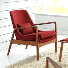 baxton studio chair cozy studio chair plus carter mid century red fabric upholstered accent rocking chair reviews to