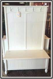 Hall Seat Coat Rack Bench Seating Kitchen With Storage Corner Hall Tree Ikea Height 82