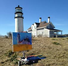 celebrating the work of artists inspired by edward hopper and cape cod the region he chose to build his home and to paint for decades artists from