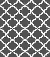 dark gray trellis rug by cozy rugs contemporary area rugs by cozy rugs