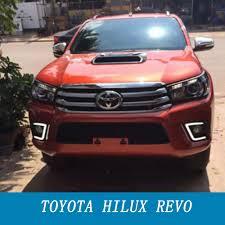 Revo Led Lights New Arrived 2015 2016 Toyota Hilux Revo Led Daytime Light