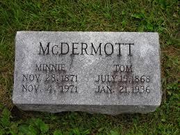 Minnie Angeline Romans McDermott (1871-1971) - Find A Grave Memorial