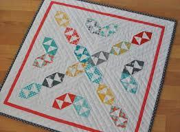 91 best HST Block #6 - Broken Dishes Blocks & Quilts images on ... & Broken Dishes quilt pattern by Hyacinth Quilt Designs #sew #diy #patchwork Adamdwight.com