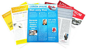 Newsletter Free Templates Medical Newsletter Templates Free Illustrator Publisher Word Pages