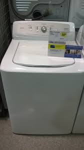 haier super capacity washer. comes with a stainless steel drum, not common on washers in this price range: haier super capacity washer