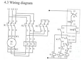 single phase forward reverse starter circuit diagram images on single phase motor wiring furthermore motor starter wiring diagram