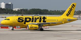Spirit Flight Information Seatguru