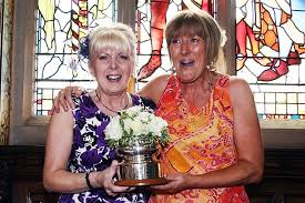 Rochdale News | News Headlines | Wendy Mills and Joy Whitworth - Woman of  Rochdale 2014 joint winners - Rochdale Online