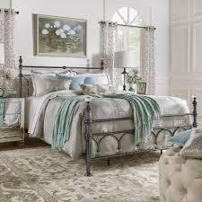 Florence Victorian Crystal Metal Bed by iNSPIRE Q Classic - Free Shipping  Today - Overstock.com - 19409338