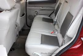 2008 jeep commander certified commander 4wd v8 hemi limited navigation dvd 13241810 56