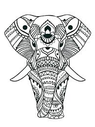 Coloring Pages For Elephants Elephants Coloring Pages Free Elephant