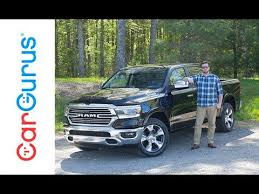 2019 Ram 1500 | CarGurus Test Drive Review - YouTube