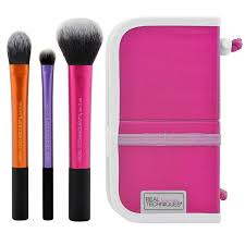 best brushes real techniques travel essentials makeup brush set