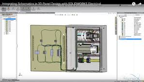 mysolidworks official solidworks community how to integrate wire harnesses generated by solidworks electrical into a larger assembly in solidworks 3d
