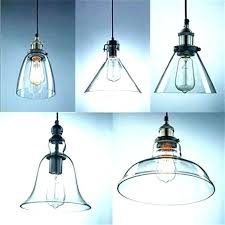 replacement shades for pendant lights ceiling new light brushed glass globes ligh