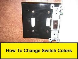 How To <b>Change Switch Colors</b> (HowToLou.com) - YouTube