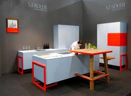 modern interior kitchen design. Image Credit: Stadler Manufaktur · 2018 2019 Colors Design Materials Interior  Trends Kitchen Kitchens Modern Interior Kitchen Design