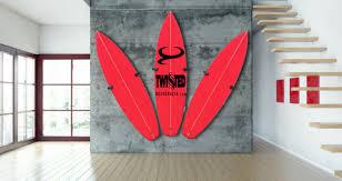 Surfboard Display Stand Twisted Board Racks 30