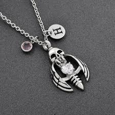 cremation jewelry personalized custom necklace men punk skeleton shape ashes urn necklace pendant keepsake memorial ijd9793